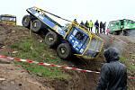 Horní Jiřetín opět po roce zažil Truck Trial Show.