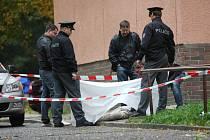 Kriminalisté vyšetřují smrt neznámého muže v Litvínově