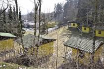 Známé rekreační středisko v Kožlanech na Plzeňsku patřilo donedávna Dopravnímu podniku měst Mostu a Litvínova. Nyní je v soukromých rukách, ale má sloužit dál.