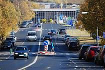 Ulice Moskevská v Mostě se bude v roce 2022 upravovat podobně jako letos ulice SNP.