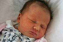 Mamince Ivetě Beránkové z Mostu se 30. prosince v 8 hodin narodila dcera Sára Kourková. Vážila 3,25 kg a měřila 51 cm.