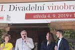 Divadelní vinobraní v Mostě
