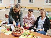 Férová snídaně v Litvínově.