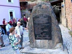 Monument připomínající padlé v I. světové válce v Litvínově – Šumné. Ilustrační foto