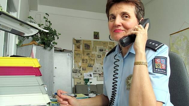 Ludmila Světláková.