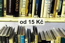 Letošní jarní burza knih v Mostě.
