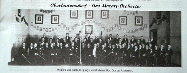 Známé hudební těleso skončilo svou činnost skoncem II. světové války.