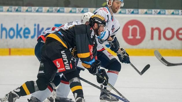 Druhé letošní derby mezi Chomutovem a Litvínovem.