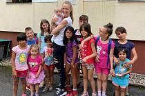Během jediného víkendu s Nadačním fondem Veroniky Kašákové se našlo financování pro pomoc šesti dětem.