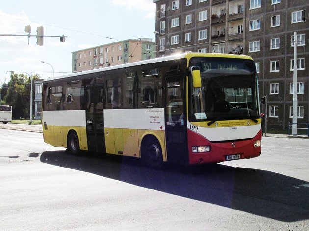 Autobusová doprava projde od ledna řadou změn. Příměstské oblasti bude dál obsluhovat Dopravní podnik město Mostu a Litvínova.