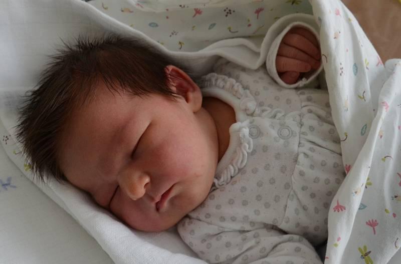 Markéta Káplová se narodila 9. září ve 21.58 hodin rodičům Blance a Václavu Káplovým. Měřila 52 cm a vážila 4,30 kg.