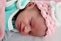 Ella Rýgrová se narodila 16. ledna 2018 v 9.10 hodin mamince Kristině Müllerové z Mostu. Měřila 46 cm a vážila 2 kilogramy.