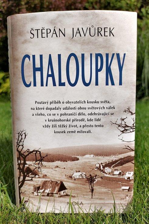 Kniha Štěpána Javůrka Chaloupky