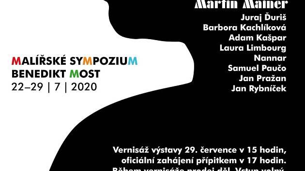 Malířské sympozium Benedikt Most