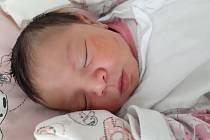 Mia Pučová se narodila mamince Haně Pučové z Loun 3. ledna v 1.45 hodin. Měřila 45 cm a vážila 2,69 kilogramu.