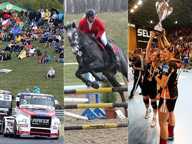 Nabídka sportu i sportovišť je na Mostecku vysoká.