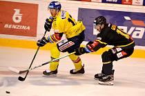 Litvínov vyhrál u nováčka a veze si tři důležité body.