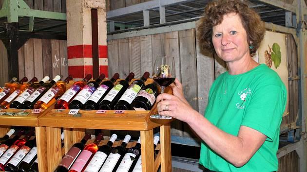 Den otevřených dveří v Českém vinařství Chrámce