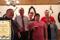 Historická setkání v Brandově odstartovala vznik Klubu česko - německého partnerství/ Klub Tschechisch - Deutsche Partnerschaft.