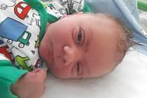 Jakub Jančok se narodil mamince Marii Jančokové z Mostu 21. srpna ve 21.13 hodin. Vážil 3,1 kilogramu.