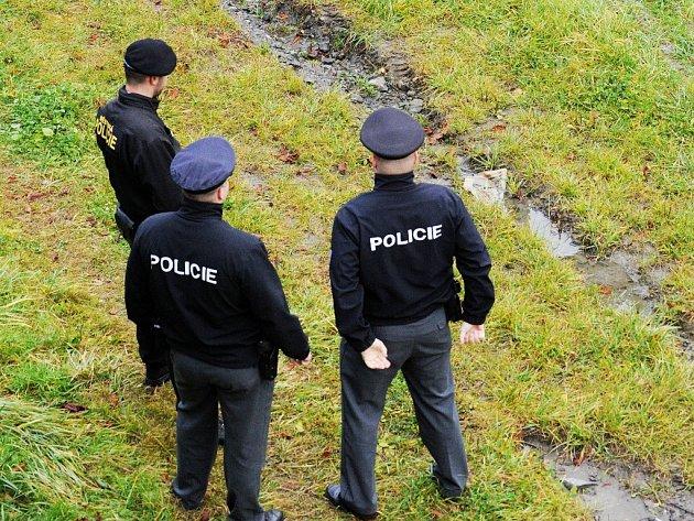 Policie.