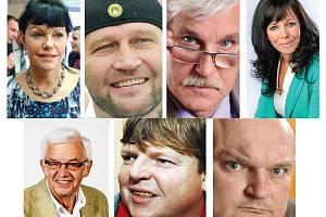 Toto byli kandidáti do Senátu při říjnových volbách na Mostecku. Nyní se mohou opět přihlásit a k nim kdokoliv jiný.