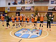 Mostecké gymnazistky ovládly turnaj.