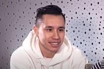 Fotbalista Michal Nguyen
