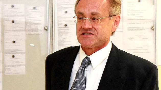 Gynekolog Dušan Hebort.