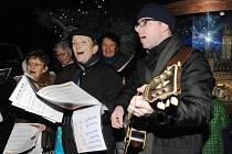 Akce Česko zpívá koledy se uskuteční 10. prosince.