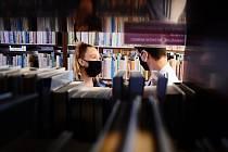 Mostecká knihovna už funguje naplno