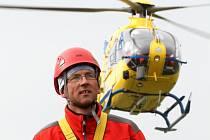 Záchranáři představní svou činnost lidem z Ústeckého kraje.
