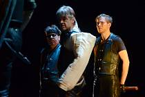 Městské divadlo v Mostě uvede 22. února od 19.30 hodin tragédii Macbeth Williama Shakespeara.