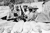 Účastníci čs. zahraničního odboje za II. světové války