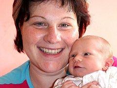 Mamince Lucii Čokinové se 18. března v 9.24 hodin narodila dcera Agáta Čokinová. Měřila 44 cm a vážila 2,9 kilogramu.