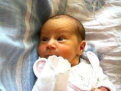 Mamince Evě Kozlokové z Mostu se 24. srpna ve 3.55 hodin narodila dcera Alexandra Kozloková. Měřila 49 centimetrů a vážila 2,47 kilogramu.