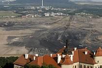 Cena uhlí z lomu ČSA roste.