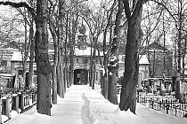 Oblastní muzeum a galerie v Mostě skenuje fotky staré půl století.