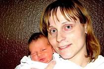Lucii Dvořákové z Litvínova se 17. prosince v 9.54 hodin v ústecké porodnici narodila dcera Katka. Měřila 50 cm a vážila 3,16 kg.