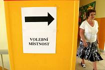Zatím poslední byly volby do Evropského parlamentu. Komunální budou v říjnu.