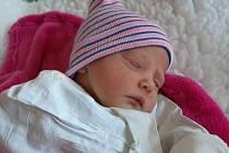 Lenka Prokopová se narodila 20. října v 8.22 hodin rodičům Veronice Prokopové a Jiřímu Drhovi. Měřila 46 cm a vážila 2,37 kg.