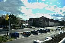 Litvínov chystá projekt na výstavbu přestupního terminálu Citadela. Vznikne úpravou prostranství u konečné tramvaje a křižovatky ulic Podkrušnohorská a K Loučkám.