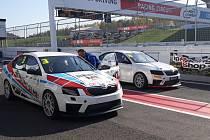 Mostecký autodrom rozšířil nabídku kurzů sportovní jízdy.