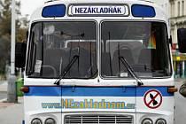Protiradarový autobus