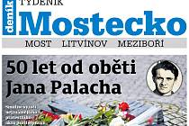 Týdeník Mostecko z 9. ledna 2019