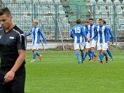 Mostecký fotbalový klub doma srazil Brnou.
