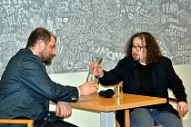 Jan Beneš zpovídal ředitele Oblastního muzea a galerie v Mostě Michala Soukupa