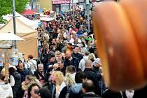 1. května se v Litvínově konala tradiční Valdštejnská slavnost. 2019.