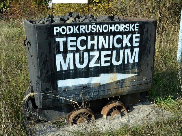 Stezku představí v hornickém skanzenu Podkrušnohorského technického muzea v Kopistech.