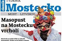 Týdeník Mostecko z 20. února 2019